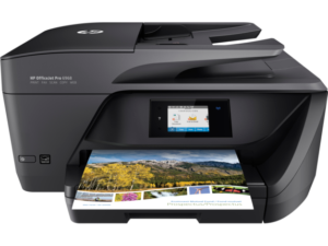 HP printer is recognized but doesn't print
