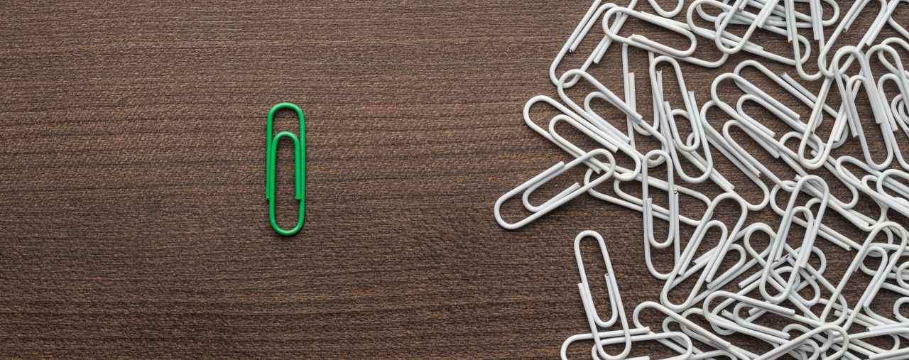 How to reset ink cartridge with paper clip pin reset button