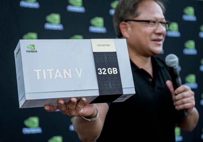 Titan V CEO edition 32 GB