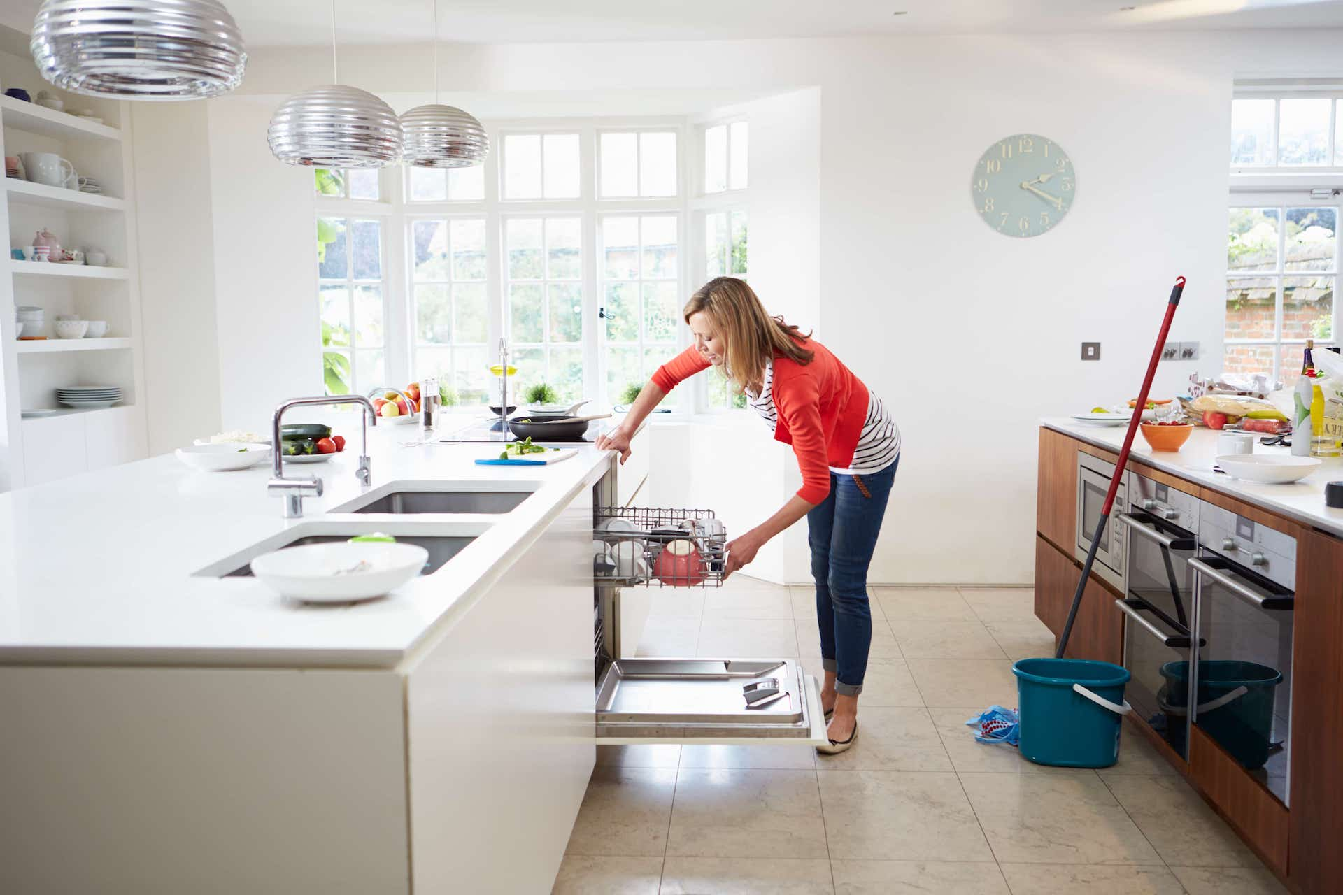 Bosch Dishwasher Filter Cleaning