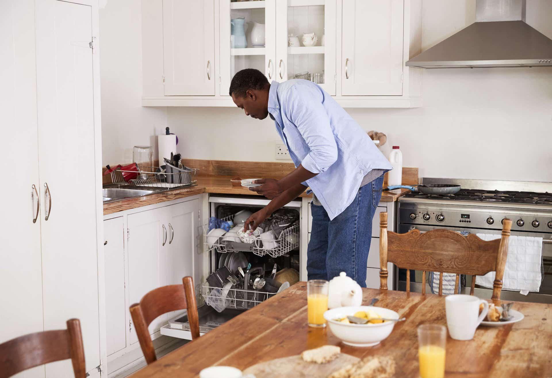 Bosch dishwasher is not starting