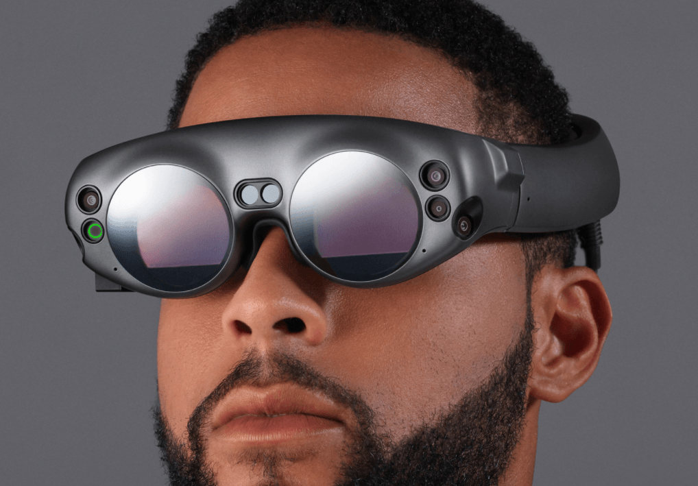 Magic Leap One Augmented Reality