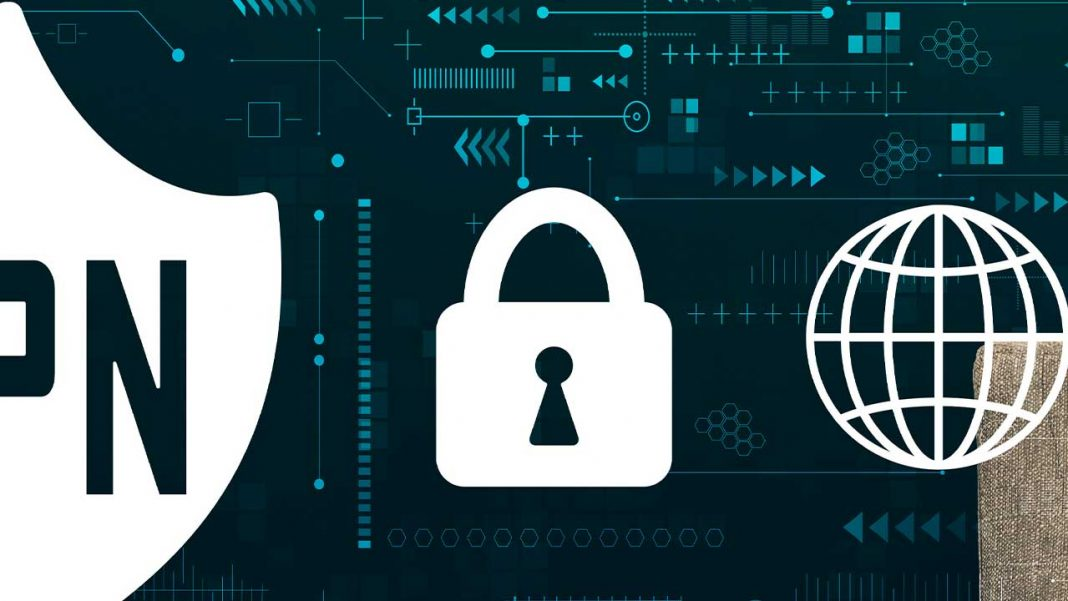How does a virtual private network (VPN) provide additional security over other types of networks