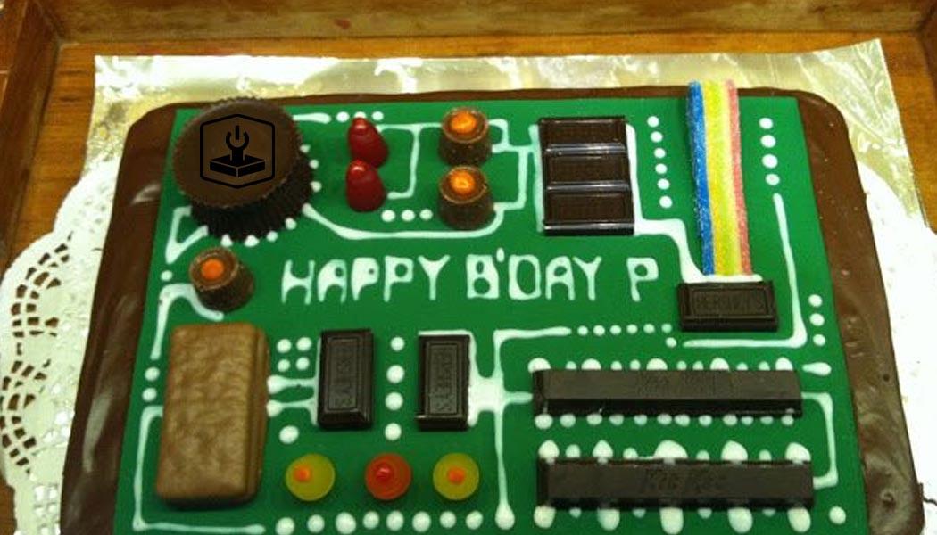 Happy Birthday Invader