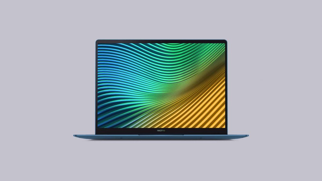 Realme Launched its First Laptop Series